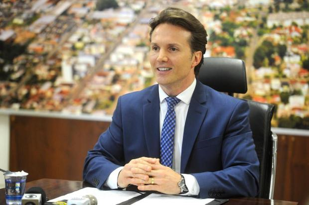 Gabinete itinerante de Daniel Guerra é o novo formato do Orçamento Comunitário Diogo Sallaberry/Agencia RBS