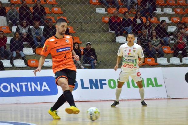 ACBF encara o Minas, fora de casa, no duelo de ida das oitavas de final da Liga Futsal Ulisses Castro/ACBF,Divulgação