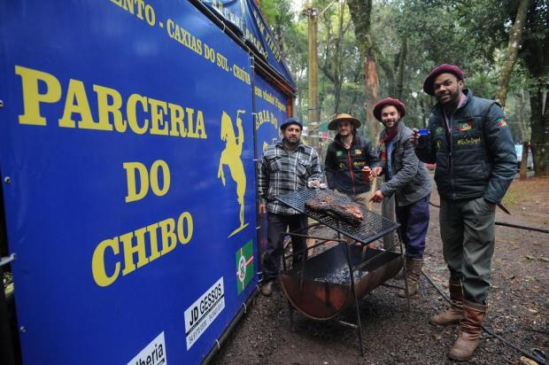 Criatividade na nomeação dos piquetes chama a atenção em Caxias Diogo Sallaberry/Agencia RBS
