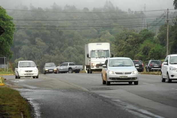 Daer propõe construção de refúgio para solucionar problemas de trânsito no acesso ao bairro Forqueta, em Caxias Diogo Sallaberry/Agencia RBS
