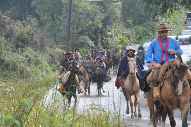 Caxias do Sul terá cavalgada e passeio de pilchas no Vinte de Setembro Jonas Ramos/Agencia RBS