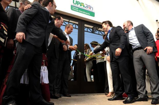UPA Zona Norte é inaugurada em Caxias do Sul Diogo Sallaberry/Agencia RBS