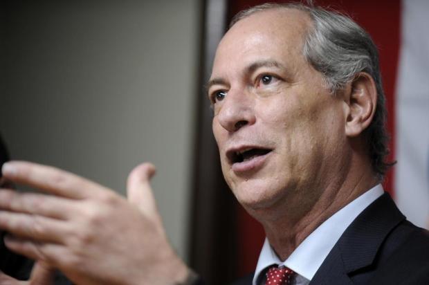 Conheça as propostas de Ciro Gomes, candidato a presidente pelo PDT Marcelo Casagrande/Agencia RBS