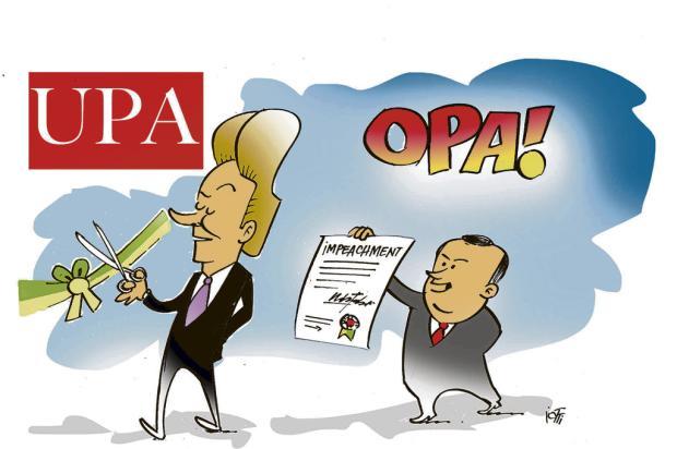 Iotti: UPA e impeachment Iotti/