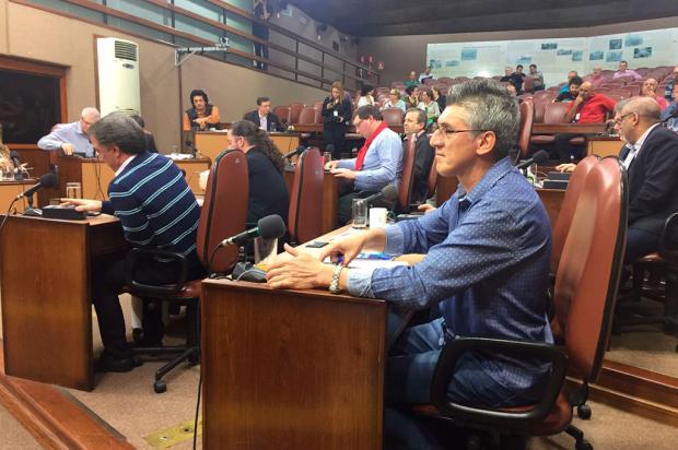 Vereadores adiam votação de acolhimento de impeachment de prefeito de Caxias André Tajes / Agência RBS/Agência RBS