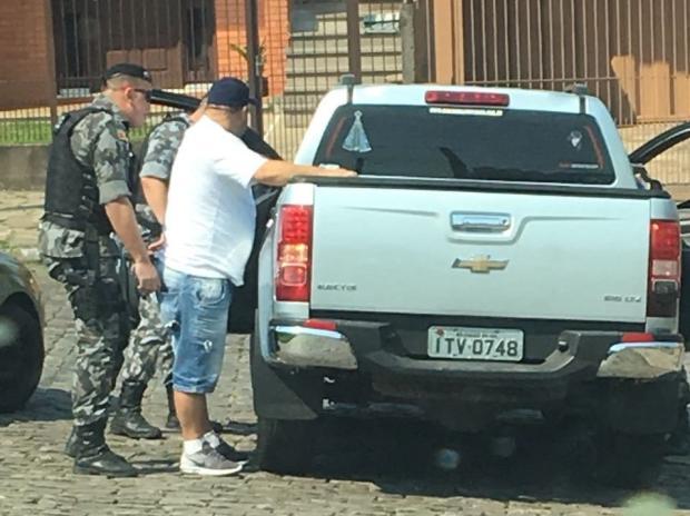 Homem considerado líder de quadrilha que praticava estelionatos é preso em Caxias Polícia Civil / divulgação/divulgação