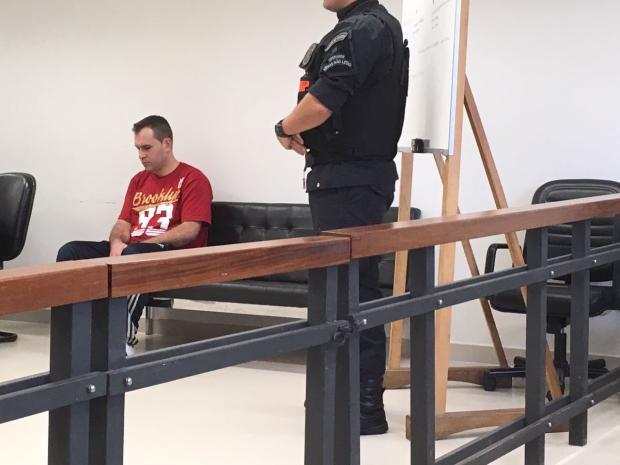 Inicia o julgamento de Robes Dolinski, acusado de matar duas mulheres em Caxias do Sul Suelen Mapelli / Agencia RBS/Agencia RBS