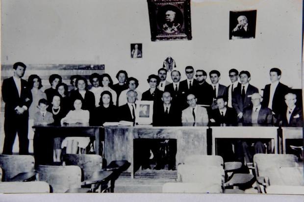 Memória: Idealistas da Academia Caxiense de Letras Geremia/Divulgação