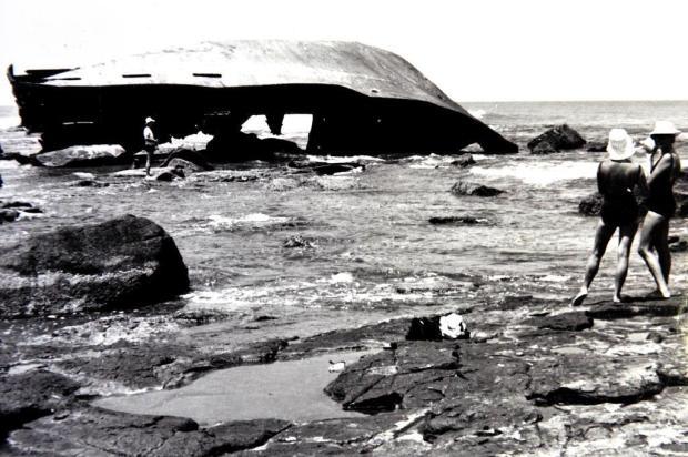 Memória: Eduardo Festugato na Ilha dos Lobos Foto Feltes/Divulgação