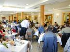 Galeteria Alvorada, de Caxias, comemora 60 anos com 5 milhões de galetos já servidos Fábio Azambuja/divulgação
