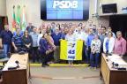 PSDB de Caxias do Sul elege diretório Greice Tedesco/Divulgação