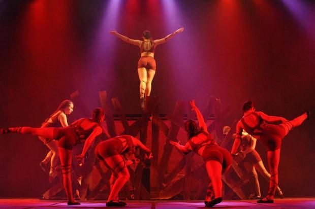 Mais de 6 mil bailarinos participam do Bento em Dança a partir deste fim de semana Solange Avelino/Divulgação