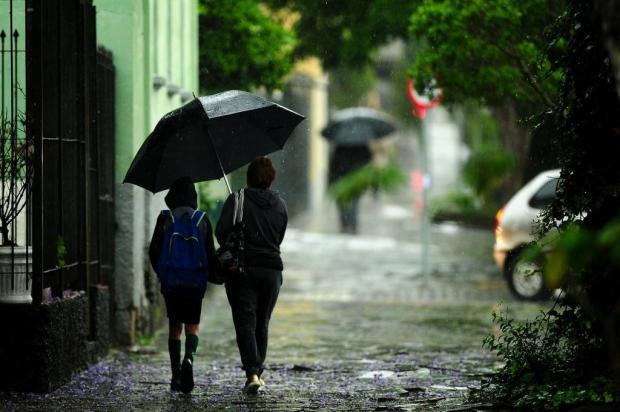 Previsão é de chuva na Serra e Litoral neste feriadão Diogo Sallaberry/Agencia RBS