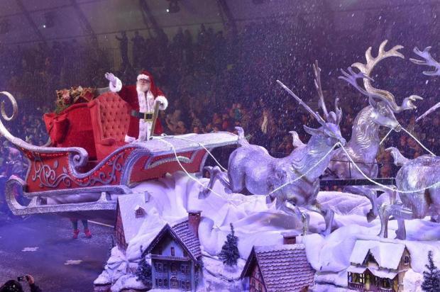 Natal Luz de Gramado terá novidades Cleiton Thiele,SerraPress/Divulgação