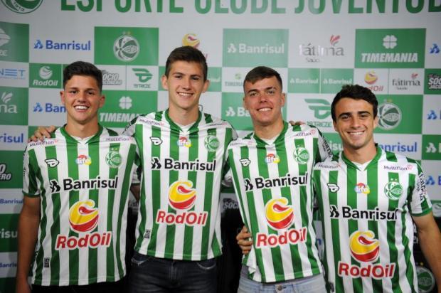 Quatro atletas do Juventude representarão a seleção gaúcha no Uruguai Felipe Nyland/Agencia RBS