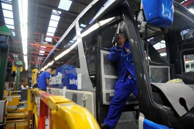 Marcopolo vai recuperar aos sábados dias parados após incêndio Felipe Nyland/Agencia RBS