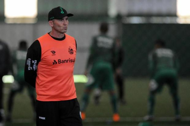 Gilmar Dal Pozzo garante Juventude sem mistérios para enfrentar o Londrina Felipe Nyland/Agencia RBS