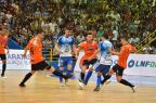 ACBF empata em 1 a 1 com o Foz Cataratas no primeiro duelo das quartas de final Ulisses Castro / ACBF/Divulgação/ACBF/Divulgação