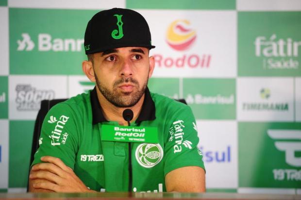 Juventude deverá ter ao menos três mudanças para encarar o Goiás Diogo Sallaberry/Agencia RBS