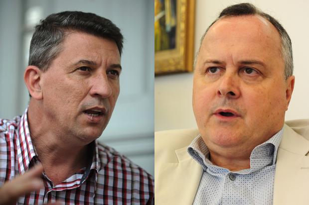 Ex-vice-prefeito de Caxias processa Fabris. Tem audiência nesta quarta Montagem sobre as fotos de Felipe Nyland e Roni Rigon / Agência RBS/Agência RBS