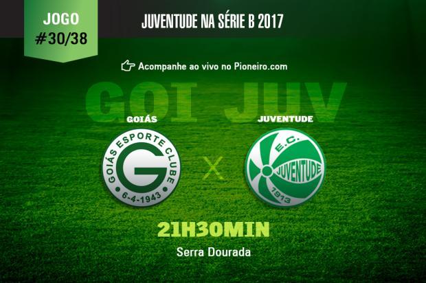 AO VIVO: Siga os lances de Goiás e Juventude Pioneiro / Pioneiro/Pioneiro