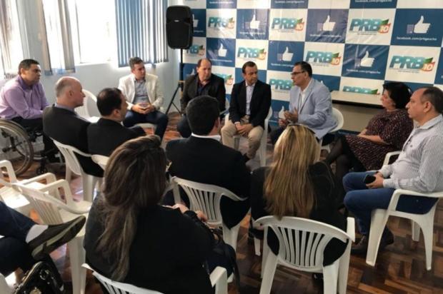 """""""Vai depender da maturidade política"""", diz pré-candidato do PDT ao Piratini sobre aliança com PRB Reprodução Twitter/Divulgação"""