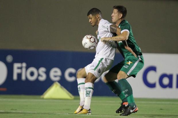 Novamente apático, Juventude perde para o Goiás e chega ao terceiro jogo sem vencer na Série B Carlos Costa/Futura Press/Estadão Conteúdo