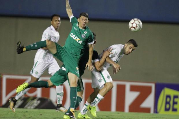 Jogadores do Juventude ressaltam proposta de contra-atacar em Goiânia e lamentam chances desperdiçadas Carlos Costa/Futura Press/Estadão Conteúdo