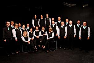 Coral Radize D'Itália lança CD que marca os 10 anos do grupo nesta quarta, em Caxias Maurício Concatto/Divulgação