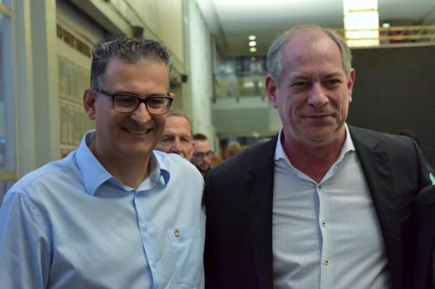 """""""Se o PDT quiser, eu vou"""", diz Ciro Gomes, pré-candidato a presidente da República Felipe Borba/Divulgação"""