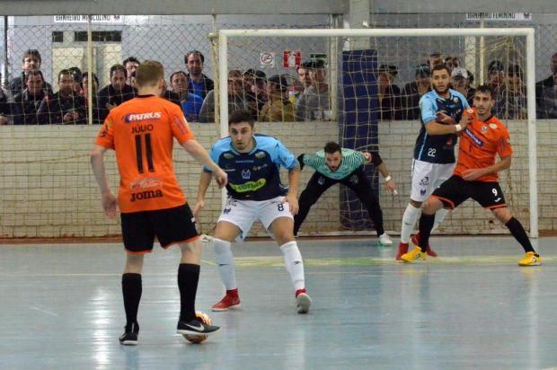 Após renovar com Marquinhos Xavier, ACBF decide vaga na Liga Gaúcha Ulisses Castro/ACBF,Divulgação