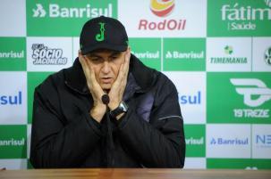 Dal Pozzo tem seis opções para a vaga de Leílson para jogo do Juventude contra o Guarani Felipe Nyland/Agencia RBS