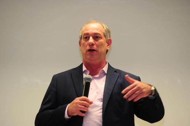 Ciro Gomes lota auditório em Caxias do Sul Porthus Junior/Agencia RBS