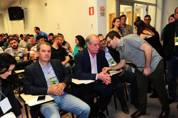 PDT caxiense alinhado com Ciro Gomes Porthus Junior/Agencia RBS
