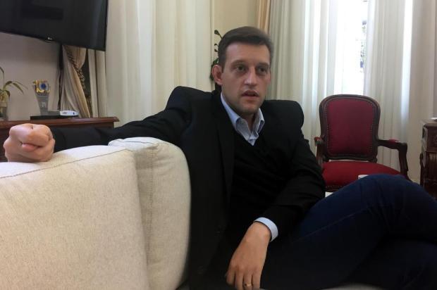 Protocolado pedido de impeachment do prefeito de Bento Gonçalves André Tajes/Agencia RBS
