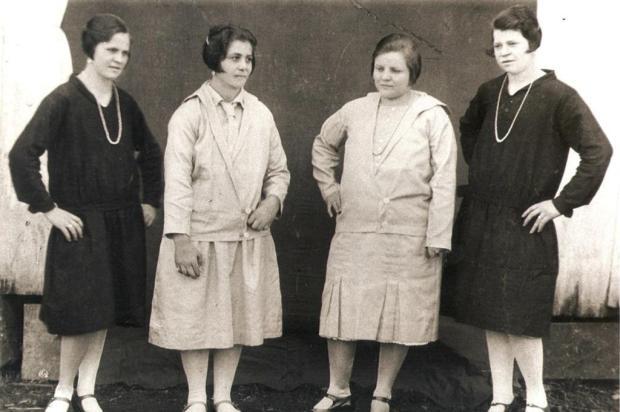 Memória: Família Caselani, uma história de perseverança Família Caselani/Acervo pessoal