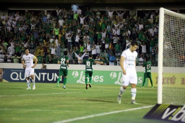 Dal Pozzo critica a postura do time do Juventude na derrota para o Guarani Denny Cesare/Código 19/Estadão Conteúdo