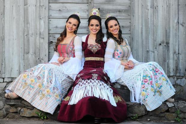 Inscrições para concurso que escolhe as soberanas da Festa da Uva, em Caxias, começam nesta segunda Porthus Junior/Agencia RBS
