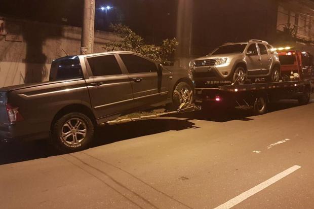 Cinco pessoas são presas com drogas e três carros roubados em Caxias do Sul Brigada Militar/Divulgação