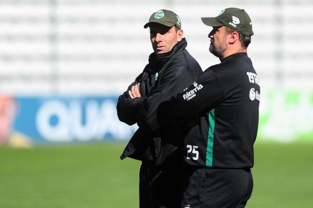 Com técnico interino, Juventude busca volta das vitórias contra o Náutico Porthus Junior/Agencia RBS