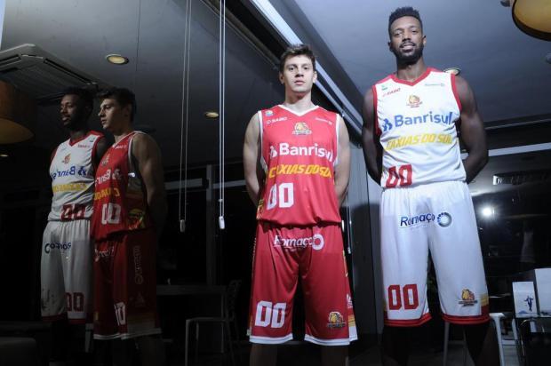 Caxias do Sul Basquete apresenta uniformes novos e elenco para a temporada 2017/2018 Marcelo Casagrande/Agencia RBS