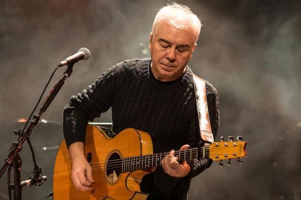 Agenda: Nei Lisboa se apresenta com Salvagni Big Band no dia 3 de novembro em Caxias André Feltes/Divulgação