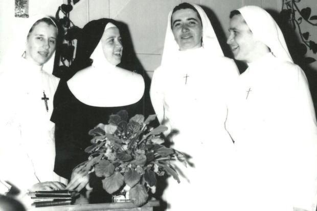Memória: Curso de Enfermagem da UCS: 60 anos de história UCS/Divulgação