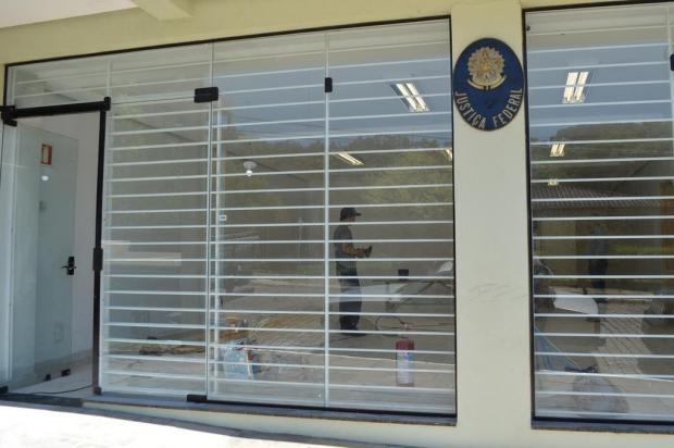 Unidade da Justiça Federal é inaugurada em Nova Prata Vanice Dal Magro/Assessoria de Imprensa