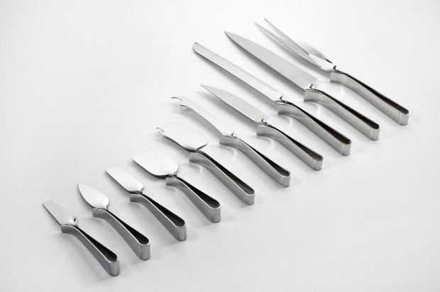 Marca de facas caxiense conquista o 31º Prêmio Design Museu da Casa Brasileira Moema Lange/divulgação