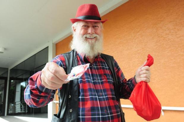Mais conhecido Papai Noel de Caxias do Sul está de mudança para Gramado Roni Rigon/Agencia RBS
