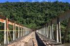 Ponte dos Korff passa por restauro no lado de Campestre da Serra Suelen Mapelli/Agência RBS