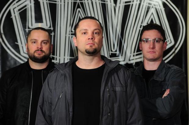 Banda caxiense Hava comemora 20 anos de uma trajetória voltada para o rock em louvor a Deus Porthus Junior/Agencia RBS
