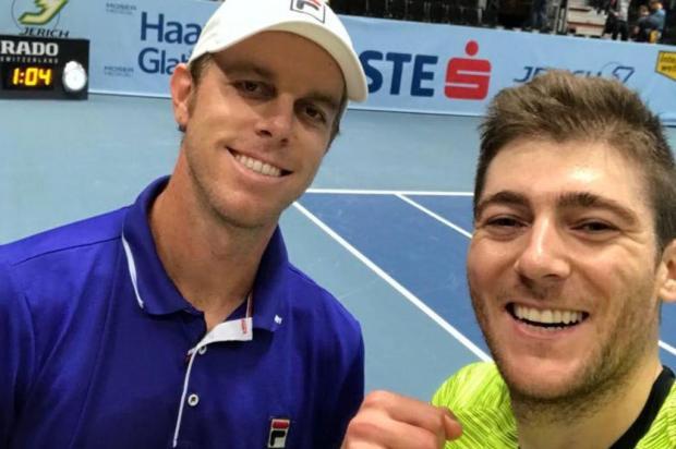Marcelo Demoliner alcança maior final da carreira no ATP 500 de Viena Marcelo Demoliner/Arquivo Pessoal