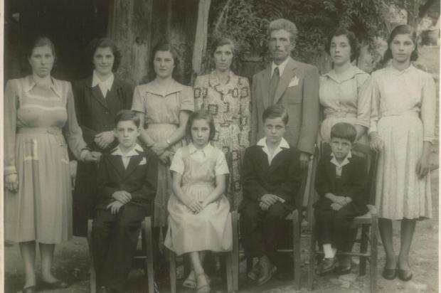 Memória: Vivências da família de Angelo Buffon Angelo Buffon/Acervo pessoal